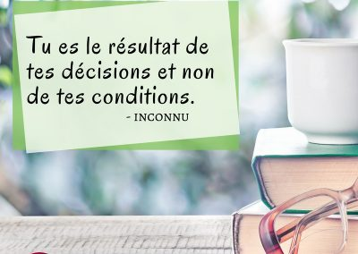 Citation pour Facebook - Sylvie Robichaud