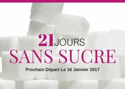Pub Facebook - Défi 21 jours sans sucre